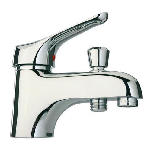 mitigeur bain douche monotrou access chrome 11105. Black Bedroom Furniture Sets. Home Design Ideas