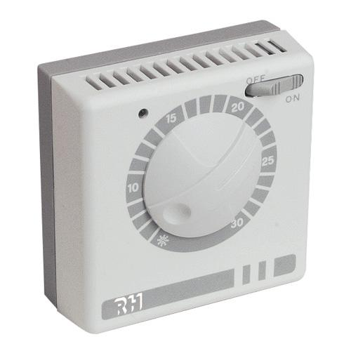 Thermostat d 39 ambiance filaire - Thermostat d ambiance programmable filaire ...