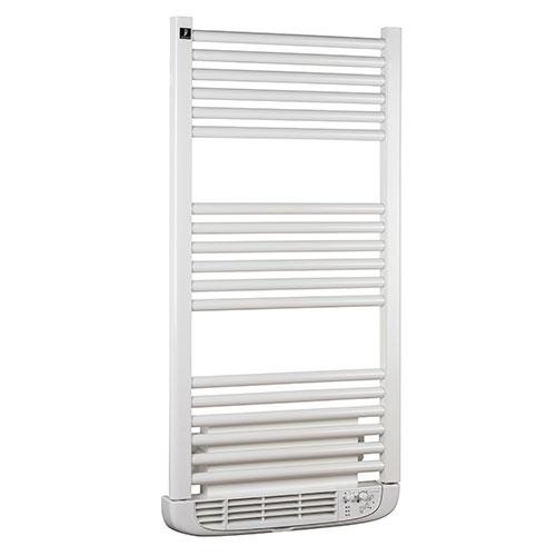 radiateur seche serviettes electrique soufflant 2700 500es. Black Bedroom Furniture Sets. Home Design Ideas