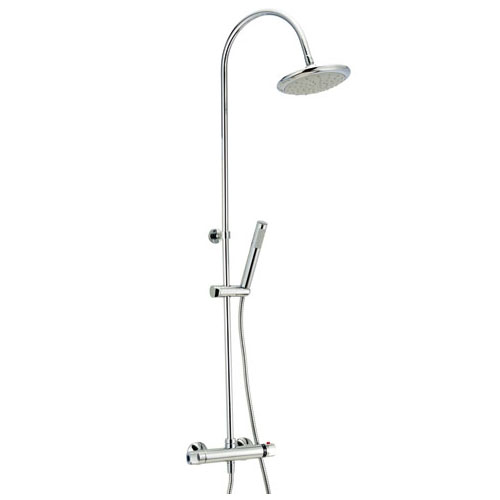 Colonne de douche thermostatique neo2 41750 - Colonne douche thermostatique ...