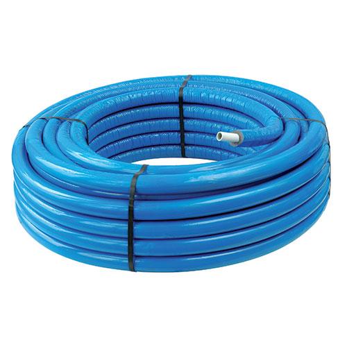 tube multicouche isole bleu en couronne fixomultix 4303 32 25. Black Bedroom Furniture Sets. Home Design Ideas