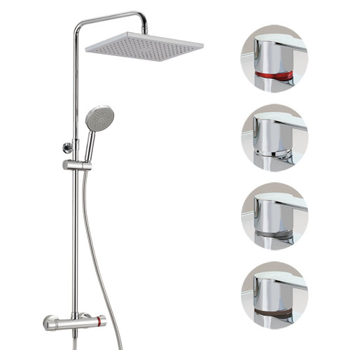 Colonne De Douche Thermostatique Absolu Advance 6160a