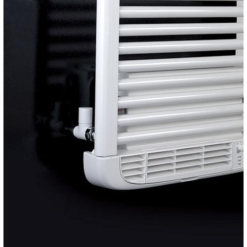 radiateur seche serviettes dryer deltacalor tubes droits 799 750. Black Bedroom Furniture Sets. Home Design Ideas