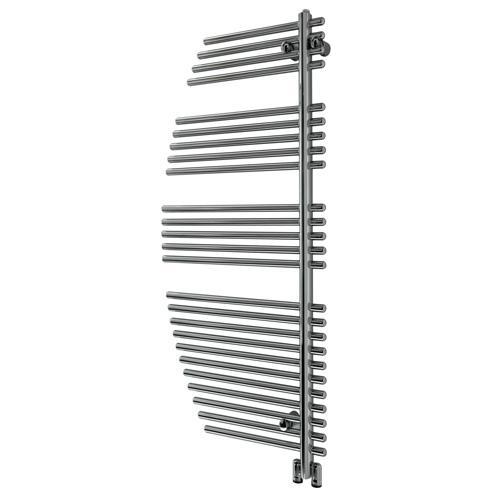 radiateur seche serviettes acier sirius chrome 800 300c. Black Bedroom Furniture Sets. Home Design Ideas