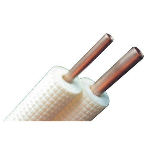 liaison frigorifique double tube cuivre pre isole 91438. Black Bedroom Furniture Sets. Home Design Ideas