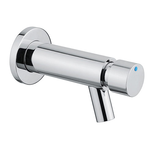 Robinet mural temporise chrome rh design 9251
