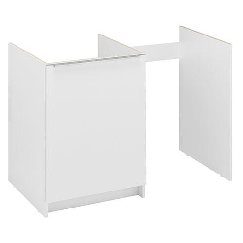 meuble sous evier avec niche hydrofuge 929 121. Black Bedroom Furniture Sets. Home Design Ideas