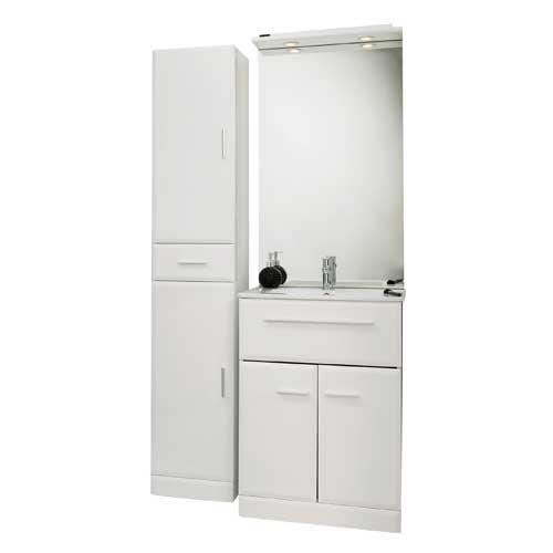 meuble de salle de bains au sol kyala 98960. Black Bedroom Furniture Sets. Home Design Ideas