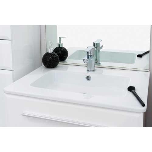meuble de salle de bains au sol kyala 80 cm 98980. Black Bedroom Furniture Sets. Home Design Ideas