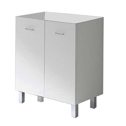 Bloc meuble blanc new york 990701 for Meuble york