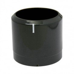 CACHE ANTHRACITE MODULO POUR TETE THERMOSTATIQUE