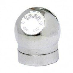 VOLANT POUR THERMOSTATIQUE DESIGN CHROME