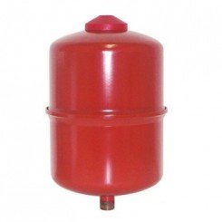 VASE DEXPANSION CYLINDRIQUE A MEMBRANE SUSPENDU