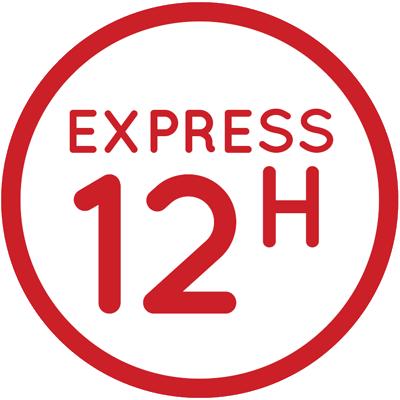 Livraison express 12h